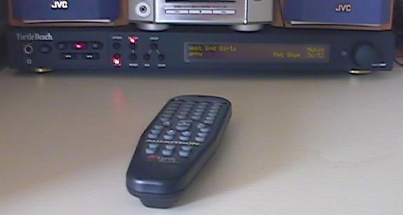 AudioTron with remote