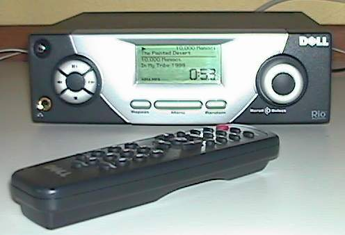 Dell Digital Audio Receiver with remote